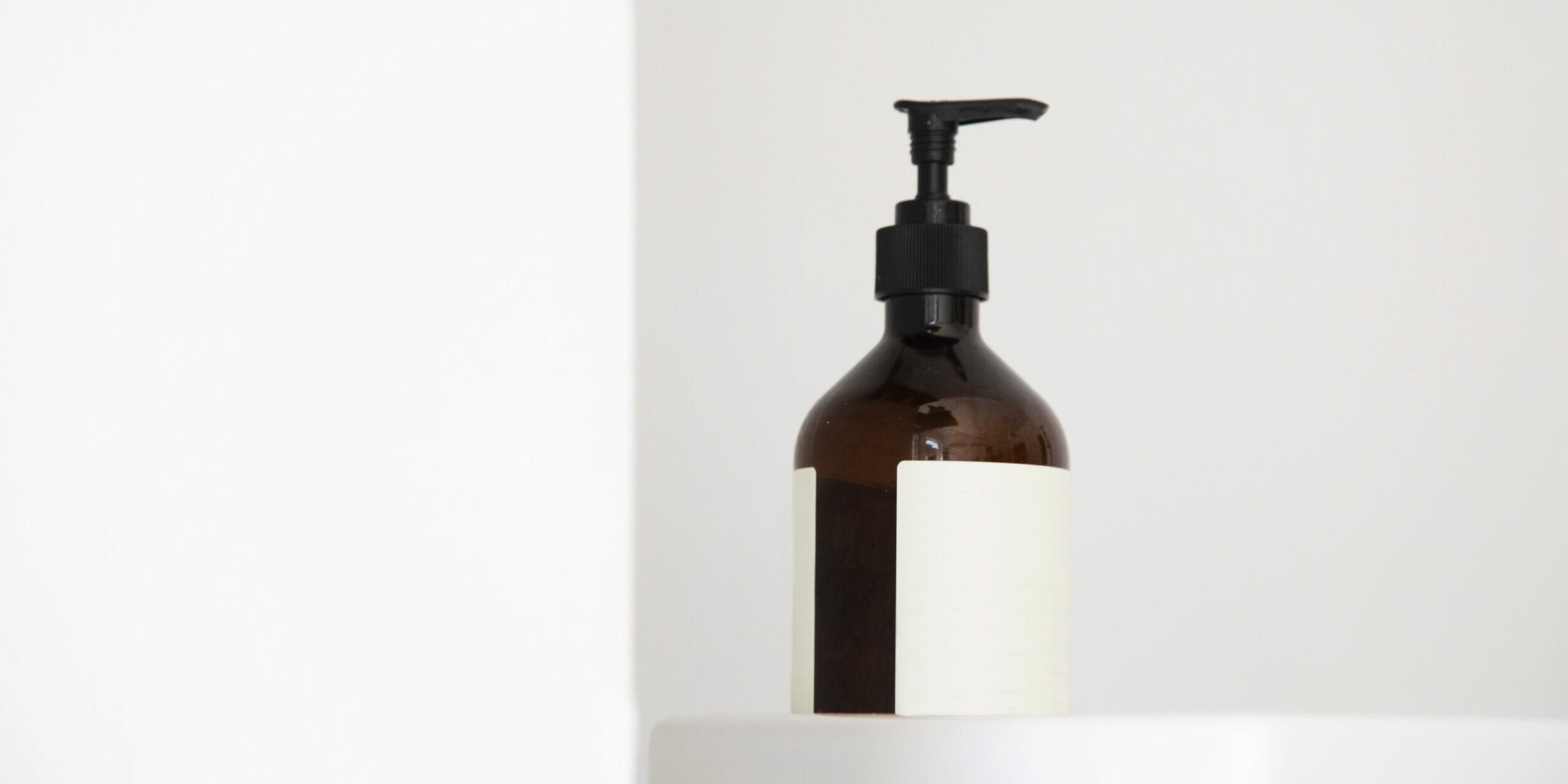 hand soap, pump, container
