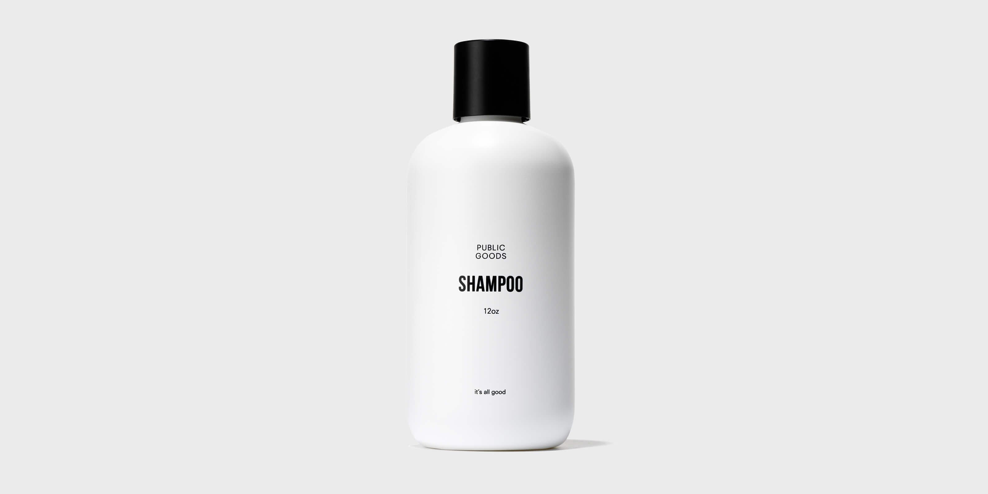 public goods shampoo bottle feature image