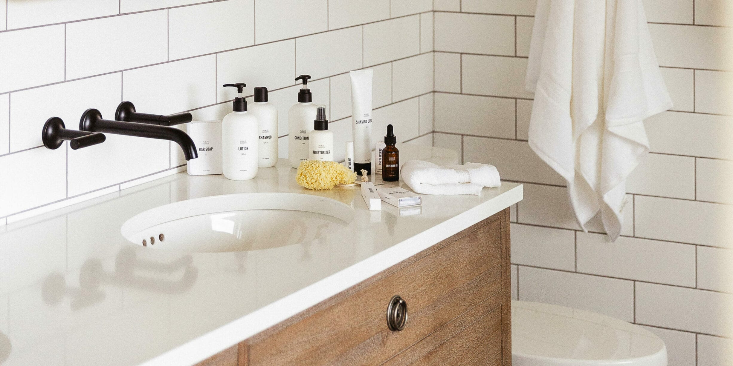 bathroom, public goods products