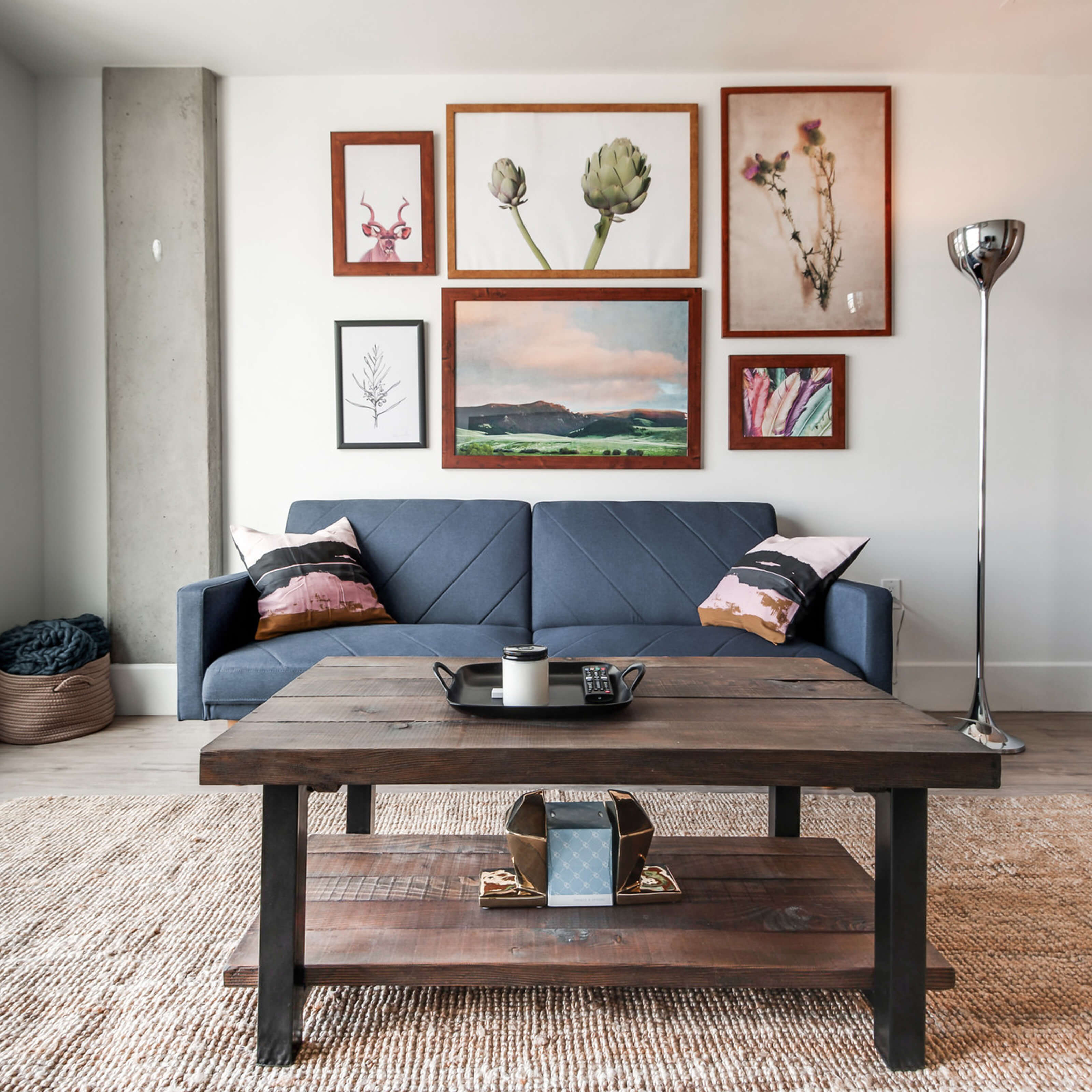 How to Improve a Space With a Gallery Wall