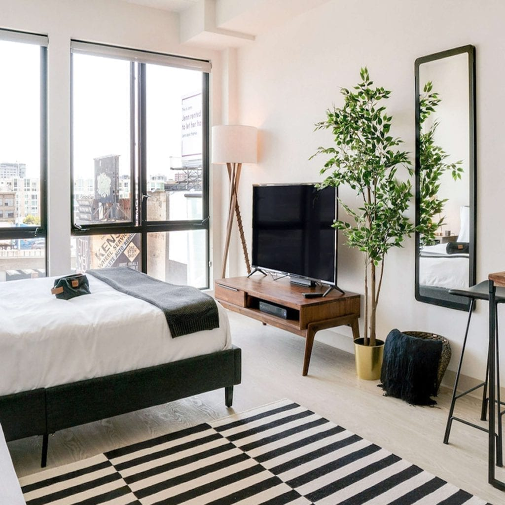 Furnished Studio Apartments: Studio Apartment Ideas: How To Maximize Your Small Space