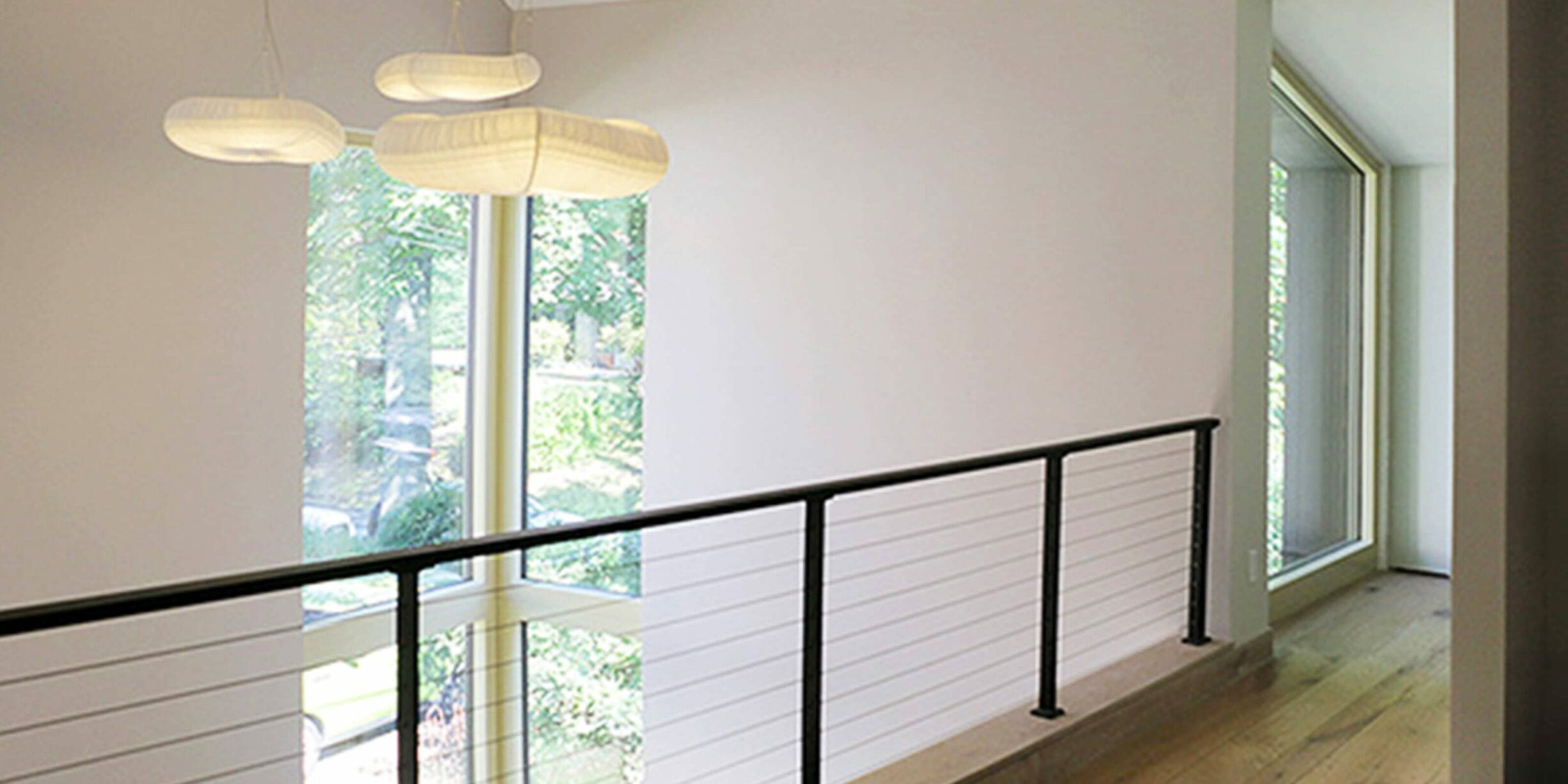 second floor interior joan raiselis passive house