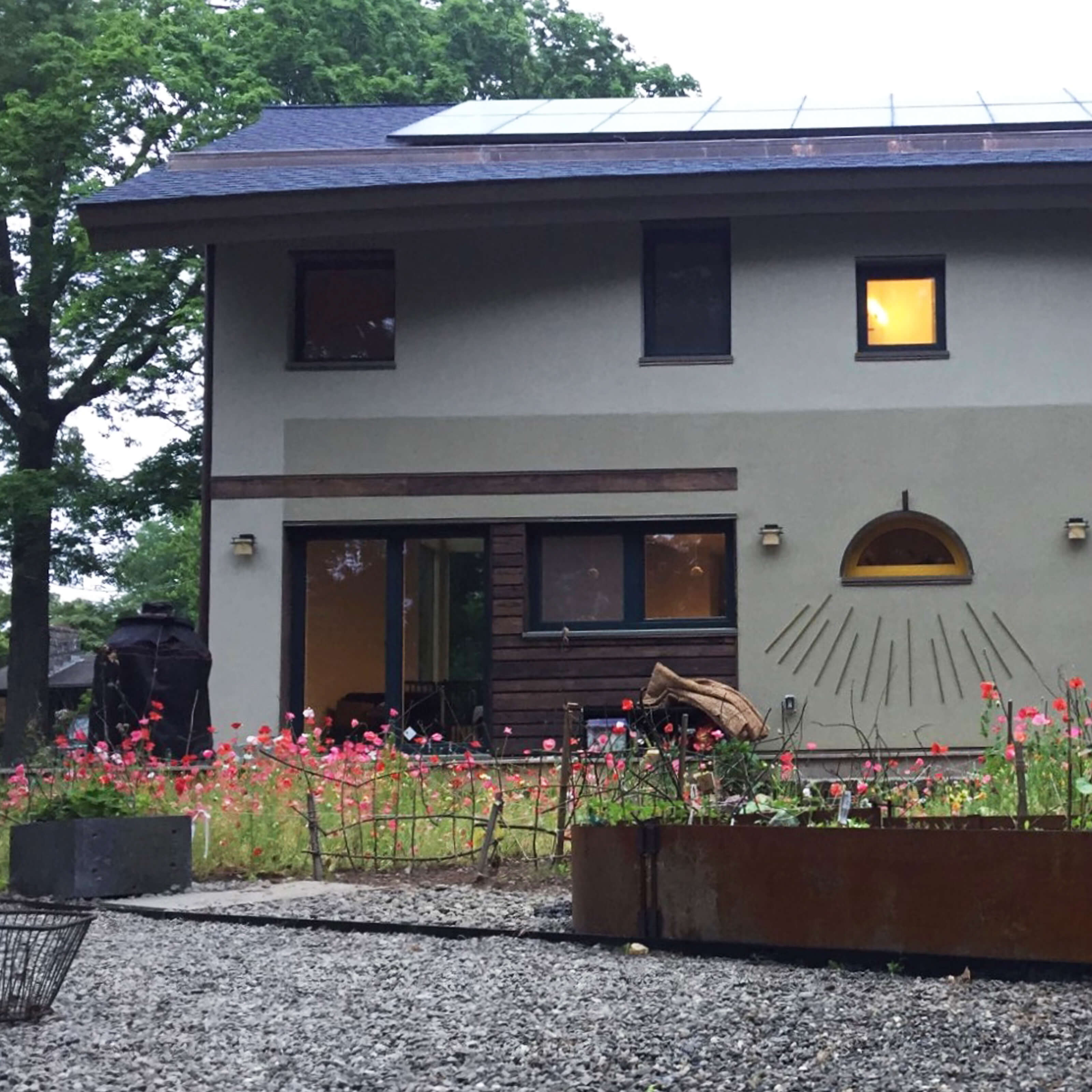 joan raiselis passive house