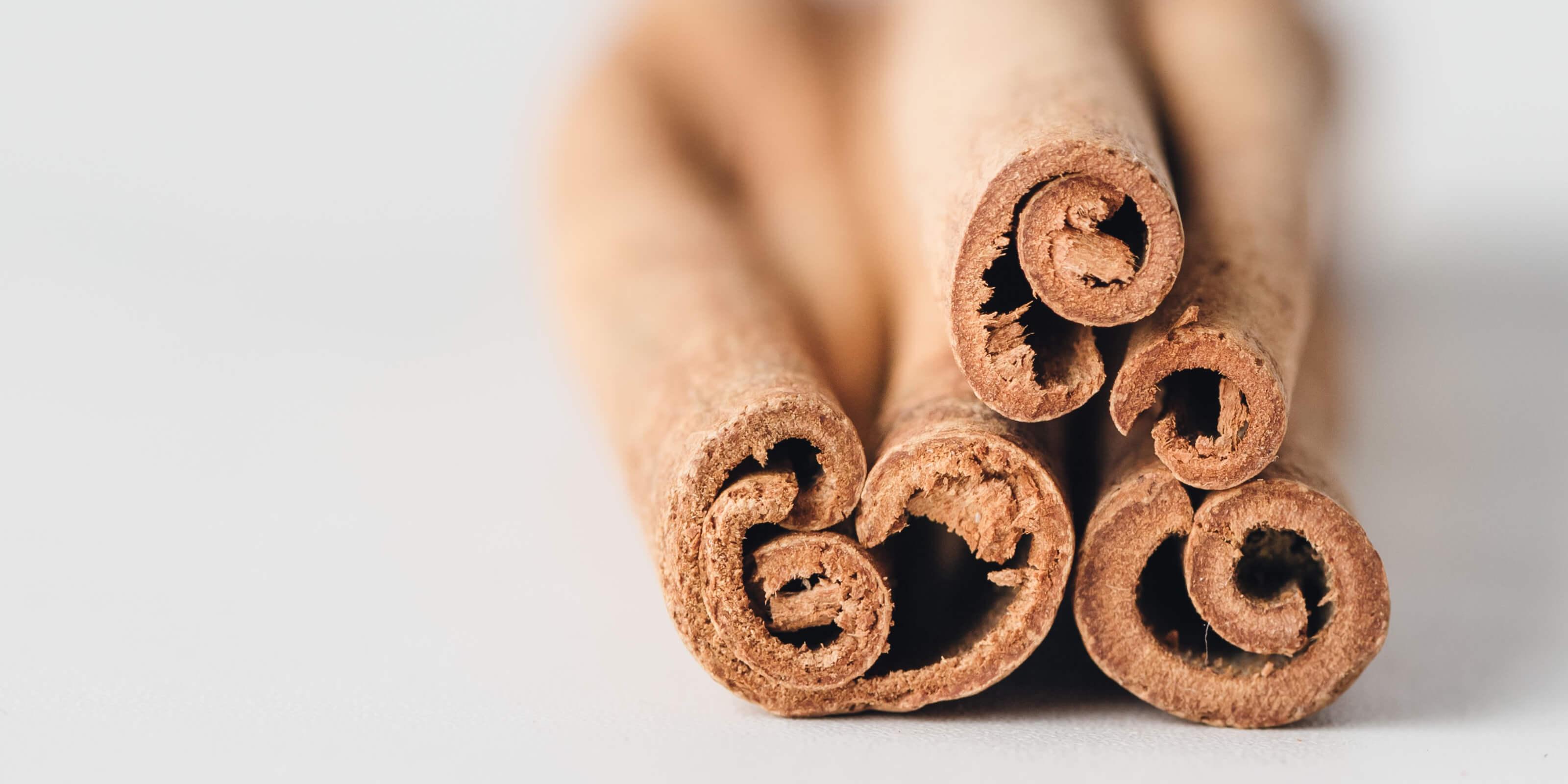 rolled cinnamon
