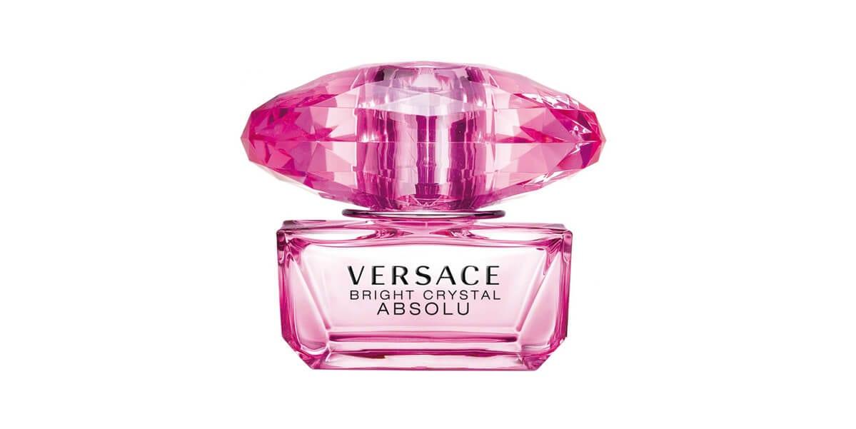 versace bright crystal absolu perfume bottle