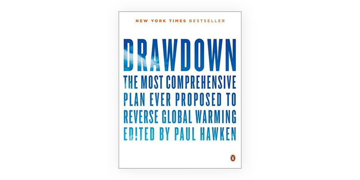 drawdown edited by paul hawken book