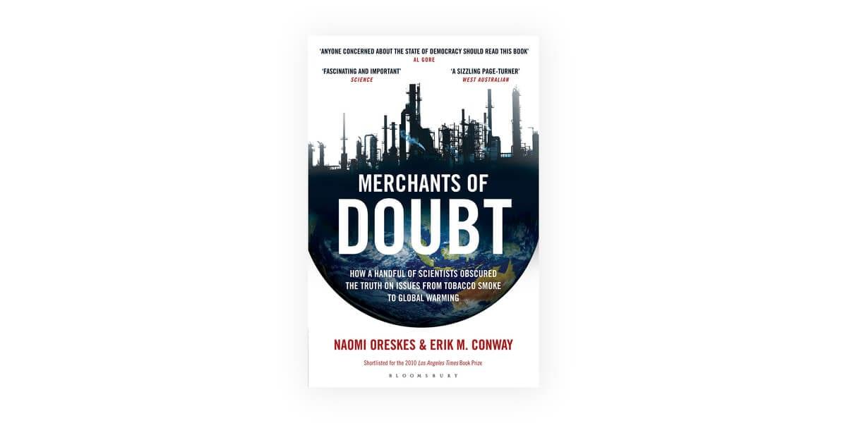 merchants of doubt book