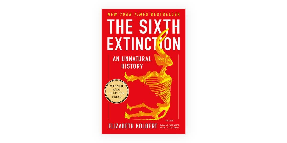 the sixth extinction book by elizabeth kolbert
