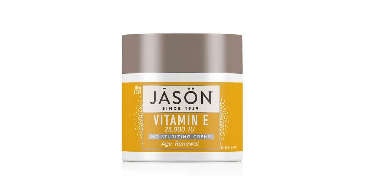 jar of jason vitamin e moisturizer