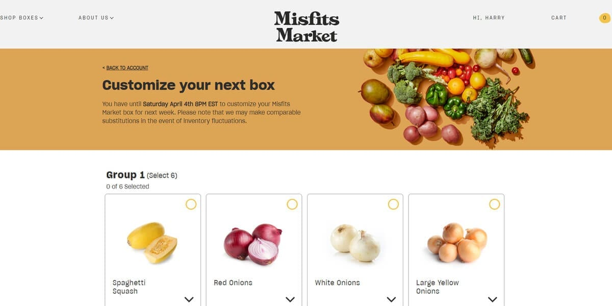 misfits market website