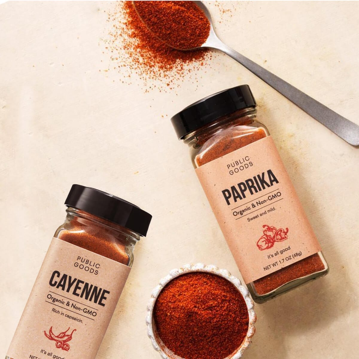 Paprika vs Cayenne Pepper: What's the Difference?