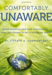 cover of the book Comfortably Unaware by Richard Oppenlander