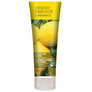 tube of dessert essence organics shampoo