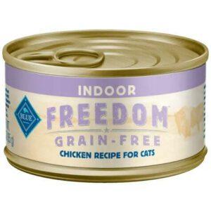 indoor freedom grain free chicken wet food