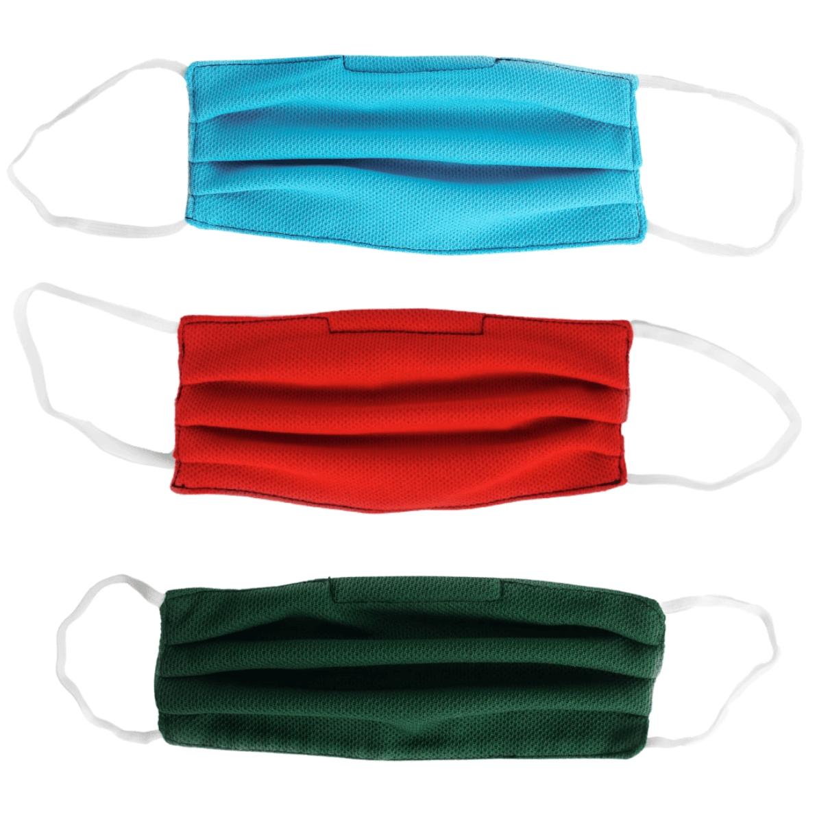 three looptworks masks
