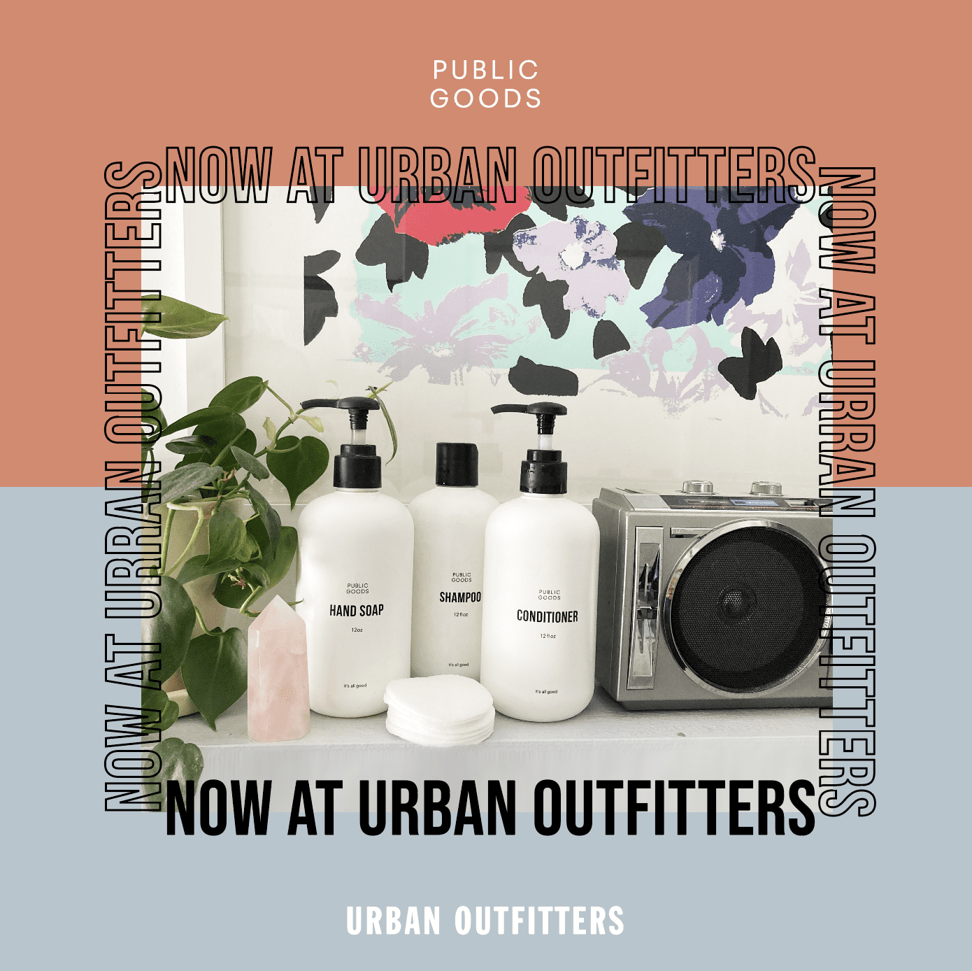 Partnering with Urban Outfitters | Eco-Friendly
